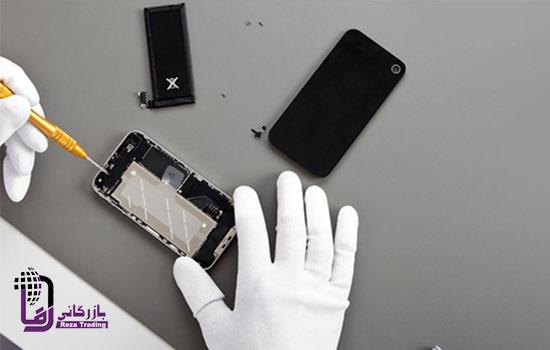 خراب شدن ال سی دی گوشی های هوشمند